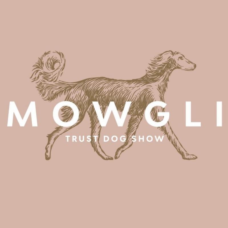 Dog Show pink logo